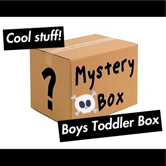 5c7a90a24 Carter's Other | Toddler Boys Mystery Box Cyber Monday Deal | Poshmark